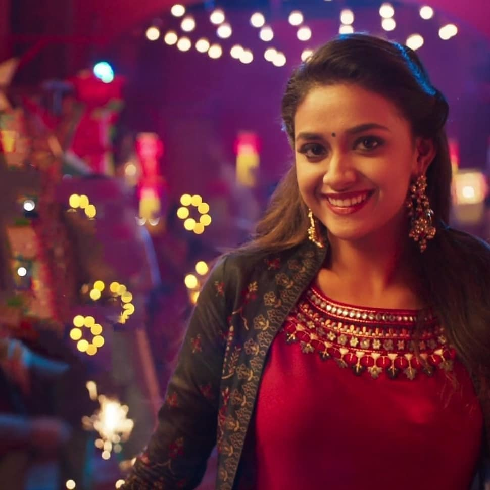 Actress Keerthy Suresh latest pictures